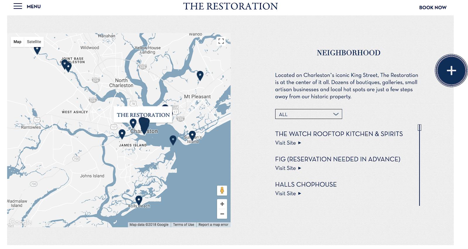 Restoration Hotel