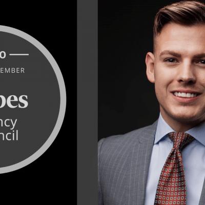 James Blake Entrepreneur Forbes Vindicta CEO Founder Digital Marketing Belfast