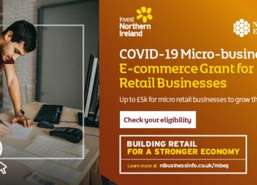 E Commerce Grant Northern Ireland Covid Grant Government Grant Invest NI