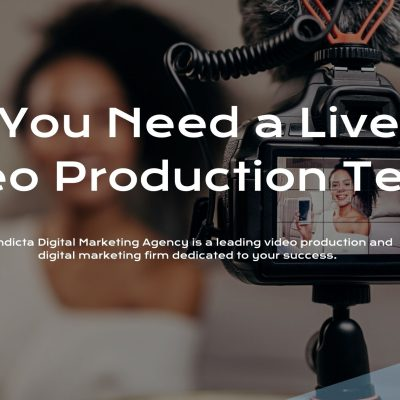 Why You Need a Liverpool Video Production Team